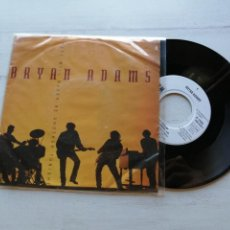 Discos de vinilo: BRYAN ADAMS ‎– THERE WILL NEVER BE ANOTHER TONIGHT SINGLE 1991 VINILO NM/PORTADA VG++. Lote 261927920