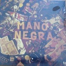 Discos de vinilo: MANO NEGRA PATCHANKA LP CON INSERTO. Lote 261928140