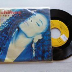 Discos de vinilo: THE CHIMES ‎– TRUE LOVE SINGLE PROMO SPAIN 1990 VINILO EX/PORTADA VG+. Lote 261928905