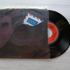 Discos de vinilo: CHRIS DE BURGH – SEPARATE TABLES SINGLE SPAIN PROMO 1992 VINILO NM/PORTADA VG+. Lote 261929215