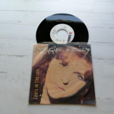 Discos de vinilo: MAGGIE REILLY ‎– TEARS IN THE RAIN SINGLE PROMO 1992 VINILO EX+/PORTADA EX MUY RARO. Lote 261933060