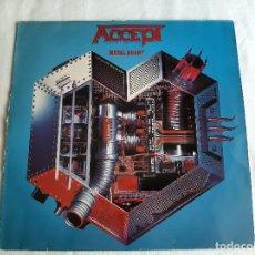 Dischi in vinile: ACCEPT -METAL HEART- (1985) LP DISCO VINILO. Lote 261949000