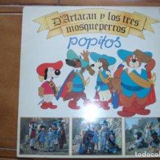 Discos de vinilo: LP DE MUSICA. Lote 261951740