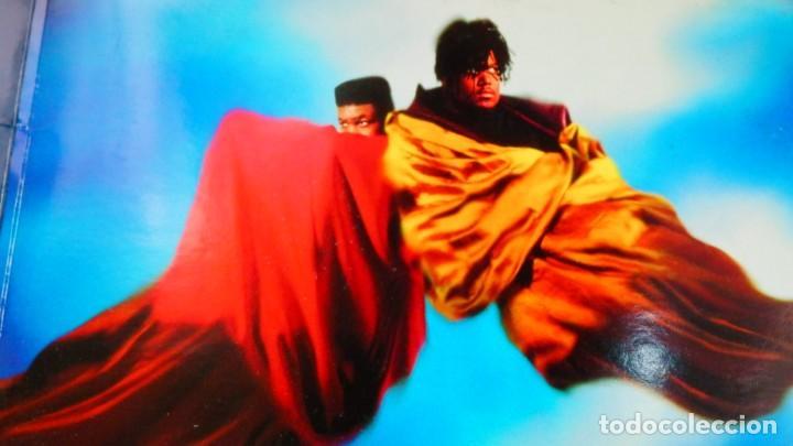Discos de vinilo: P.M. Dawn LP Vinilo * The Bliss Album...? * 1993 * RARE * Gatefold - Foto 3 - 261960825