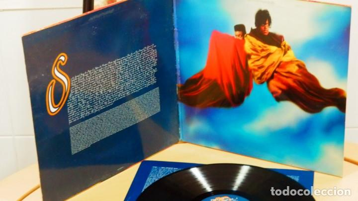 Discos de vinilo: P.M. Dawn LP Vinilo * The Bliss Album...? * 1993 * RARE * Gatefold - Foto 7 - 261960825