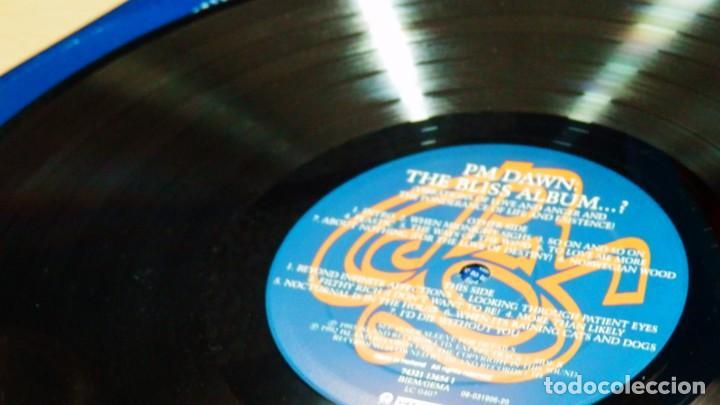 Discos de vinilo: P.M. Dawn LP Vinilo * The Bliss Album...? * 1993 * RARE * Gatefold - Foto 8 - 261960825