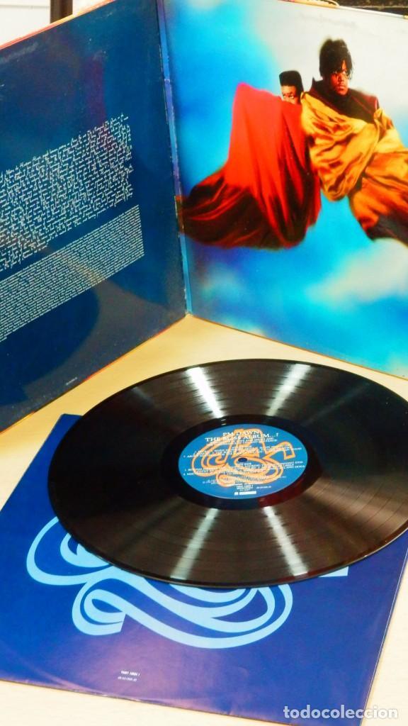 Discos de vinilo: P.M. Dawn LP Vinilo * The Bliss Album...? * 1993 * RARE * Gatefold - Foto 9 - 261960825