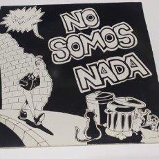 Discos de vinilo: LA POLLA RECORDS - NO SOMOS NADA OIHUKA O-156 GATEFOLD 1987 BUEN ESTADO. Lote 261961805