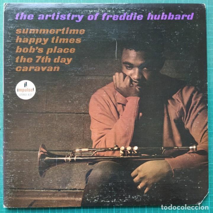 FREDDIE HUBBARD - THE ARTISTRY OF FREDDIE HUBBARD (LP, ALBUM, GAT) (IMPULSE!) (1974/US) (Música - Discos - LP Vinilo - Jazz, Jazz-Rock, Blues y R&B)