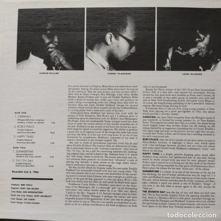 Discos de vinilo: Freddie Hubbard - The Artistry Of Freddie Hubbard (LP, Album, Gat) (Impulse!) (1974/US) - Foto 2 - 261962130