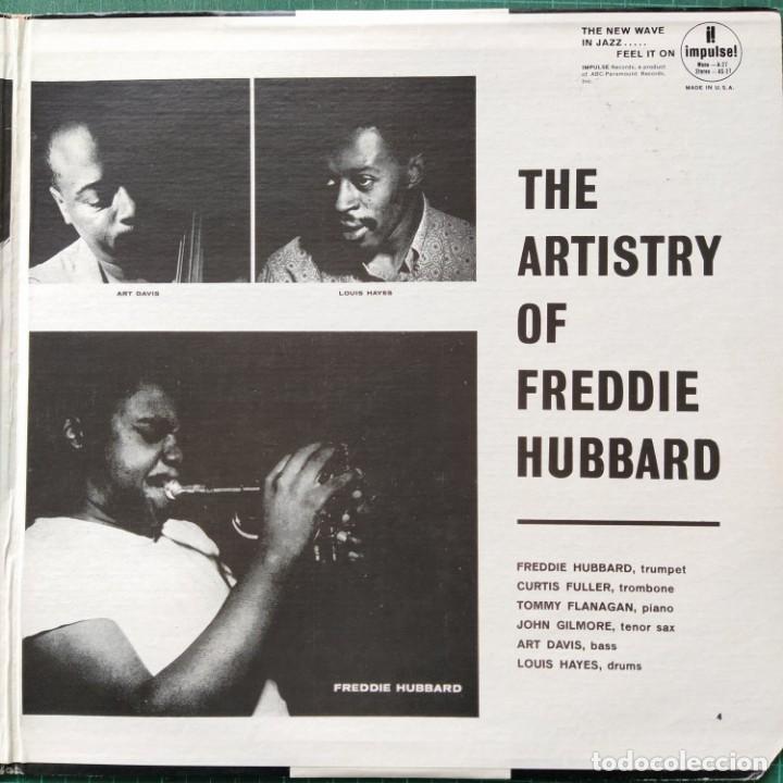 Discos de vinilo: Freddie Hubbard - The Artistry Of Freddie Hubbard (LP, Album, Gat) (Impulse!) (1974/US) - Foto 3 - 261962130