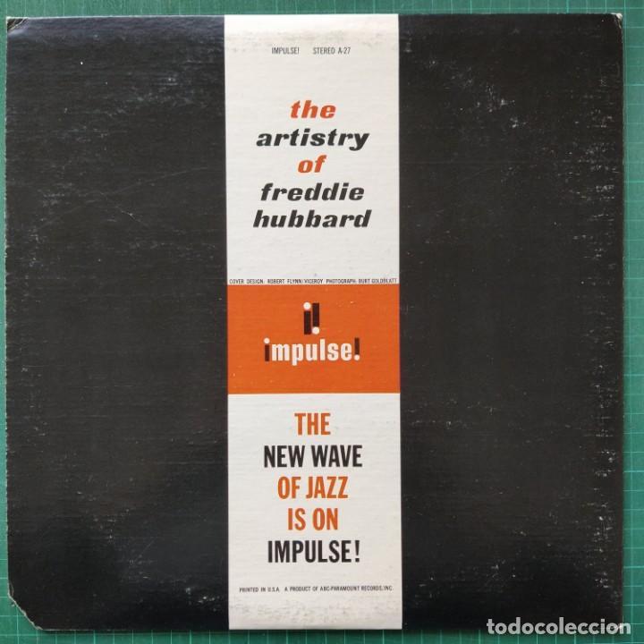 Discos de vinilo: Freddie Hubbard - The Artistry Of Freddie Hubbard (LP, Album, Gat) (Impulse!) (1974/US) - Foto 4 - 261962130