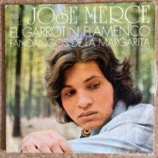 Discos de vinilo: JOSÉ MERCÉ - 1971. Lote 261962550