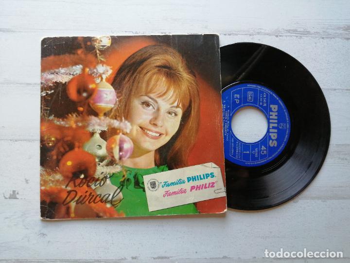 VARIOUS – NAVIDADES PHILIPS SINGLE 1964 PORTADA ROCÍO DURCAL (Música - Discos - Singles Vinilo - Solistas Españoles de los 50 y 60)