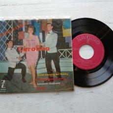 Discos de vinilo: ELDER BARBER EP COMEDIA CAROLINA 1963 EX/EX. Lote 261968410
