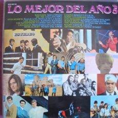 Disques de vinyle: LP - LO MEJOR DEL AÑO - VOL. 5 (VARIOS) (SPAIN, HISPAVOX 1968). Lote 261971645
