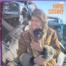 Discos de vinilo: LP - MIKE BRANT - MISMO TITULO (HOLLAND, CBS 1971, PORTADA DOBLE). Lote 261973405