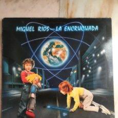 Discos de vinilo: MIGUEL RIOS. LA ENCRUCIJADA. Lote 261975140