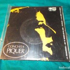 Discos de vinilo: CONCHITA PIQUER. LA RUISEÑORA + 3. EP. LA VOZ DE SU AMO. Lote 261978635