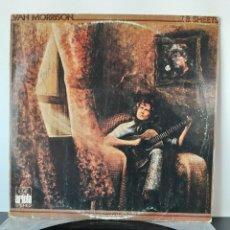 Discos de vinilo: VAN MORRISON. T. B. SHEETS. ARIOLA. 1974. SPAIN. Lote 261983320