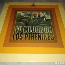 Discos de vinilo: LO MEJOR DE LOS PEKENIKES-ORIGINALE ESPAÑOL 1973. Lote 261988960