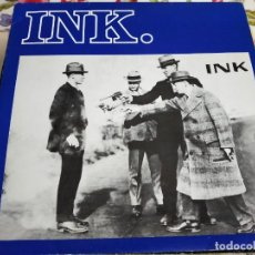 "Discos de vinilo: INK - UNA VIDA MEJOR (7"", SINGLE) SELLO:ES-3 RECORDS CAT. Nº: ES S007. VG+ / NEAR MINT. Lote 261993055"