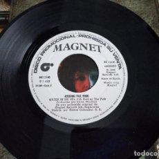 "Discos de vinilo: KISSING THE PINK – MR BLUNT SELLO: MAGNET – MO 2146 7"" PROMO´BUEN ESTADO. NEAR MINT/VG+. Lote 261997065"