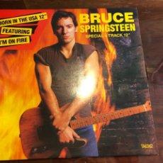 Discos de vinilo: DISCOS DE BRUCE SPRINGSTEEN. Lote 261998025