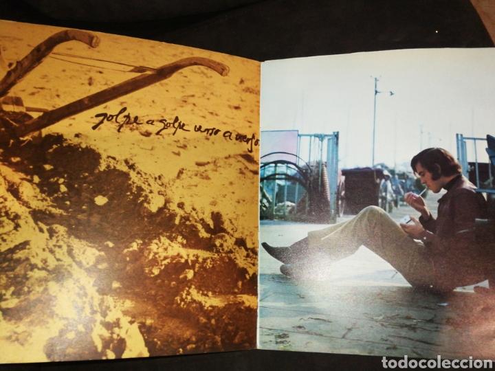 Discos de vinilo: JOAN MANUEL SERRAT, DEDICADO A ANTONIO MACHADO, VINILO. - Foto 5 - 261998545