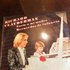 Discos de vinilo: DISCO RICHARD CLAYDERMAN. Lote 261998635