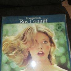 Discos de vinilo: RAY CONNIFF, 1977,SELECCION ANTOLOGÍA, DOBLE LP, VINILO. Lote 261999795