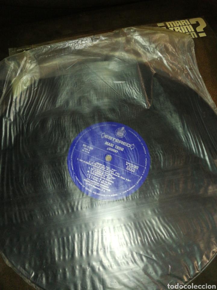 Discos de vinilo: VINILO MARI TRINI LP, 1974 - Foto 3 - 262002330