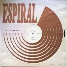 Discos de vinilo: ESPIRAL, VOLUMEN 1: DUNNE. AREA IMPORI RECORDS, SPAIN 1991 (MAXI 12'). Lote 262006135