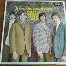 Discos de vinilo: THE SMALL FACES - FROM THE BEGINNING **** LP ESPAÑOL 1989 BUEN ESTADO. Lote 262007720