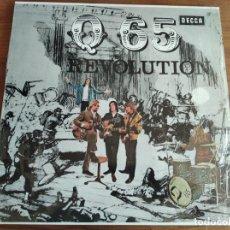 Discos de vinilo: Q65 - REVOLUTION **** LP REEDICIÓN DECCA FREAKBEAT NEERLANDÉS 1977 IMPECABLE. Lote 262007935