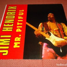 Discos de vinilo: LP JIMI HENDRIX MR. PITIFUL ASTAN EDICION ALEMANA. Lote 262011245