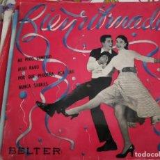 "Discos de vinilo: VARIOUS - BIEN RITMADO (7"", EP) SELLO:BELTER CAT. Nº: 50.065.VINILO BUEN ESTADO.NEAR MINT / VG+. Lote 262011345"