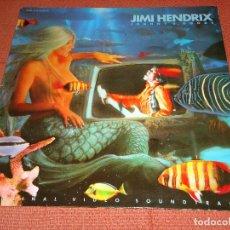 Discos de vinilo: LP JIMI HENDRIX JOHNNY B GOODE CAPITOL. Lote 262011465