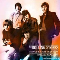 "Discos de vinilo: THE ROLLING STONES "" SO MUCH YOUNGER THAN TODAY "" LP VINYL ‎. Lote 262020740"