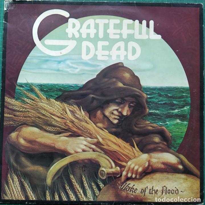 GRATEFUL DEAD - WAKE OF THE FLOOD (LP, ALBUM) (1973/UK) (Música - Discos - LP Vinilo - Pop - Rock - Internacional de los 70)
