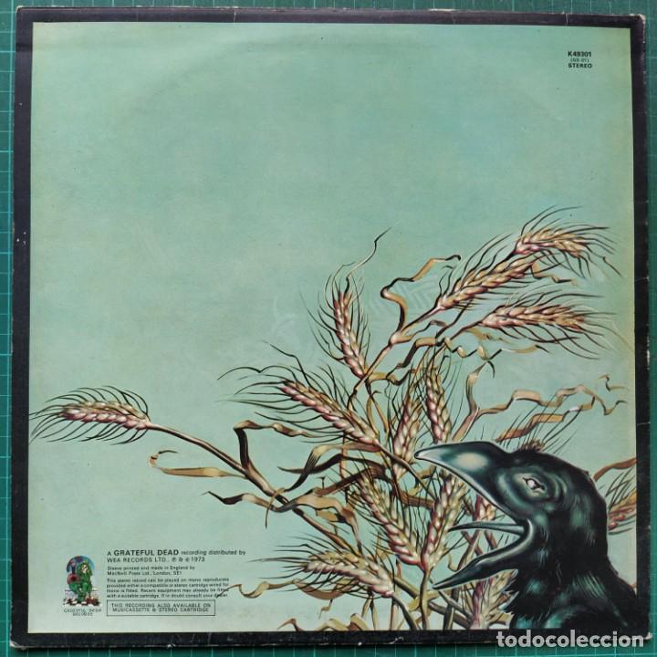 Discos de vinilo: Grateful Dead - Wake Of The Flood (LP, Album) (1973/UK) - Foto 2 - 262026825