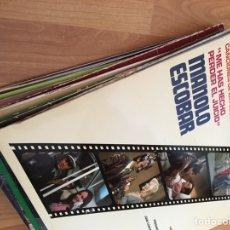 Discos de vinilo: LOTE 18 LPS COPLA -CONCHA PIQUER - MANOLO ESCOBAR ETC... Lote 262042550