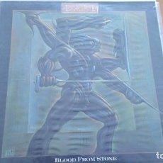Discos de vinilo: DARE BLOOD FROM STONE LP 1991 SPAIN. Lote 262053520