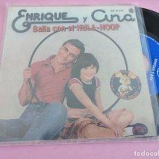 Discos de vinil: ENRIQUE Y ANA - BAILA CON EL HULA-HOOP, HISPAVOX 1979 EP MEXICO EP. Lote 262058435