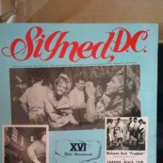 Discos de vinilo: SIGNED , D.C. 1984 SATAN RECORDS. Lote 262068820