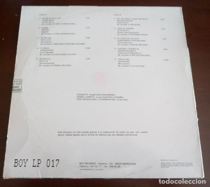 Discos de vinilo: PONTE LA MARCHA - LP - 1991 - ESPIRAL - BROKEN ENGLISH - DREAM SEQUENCE - Foto 2 - 262077805