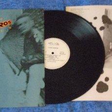 Discos de vinilo: LOBOS NEGROS SPAIN LP 1987 LOBO ROCK & ROLL ROCKABILLY PSYCHOBILLY BUEN ESTADO LETRAS NUEVOS MEDIOS. Lote 262080805