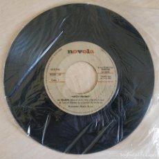 Discos de vinilo: MOCHI ERASMO - LA TRAMPA (IX FESTIVAL BENIDORM) / MIL COSAS (SINGLE PROMO 1967) PORTADA GENERICA. Lote 262082160