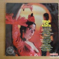 Discos de vinilo: LP VINILO TRIO DE ASES (VERGARA, 1966). Lote 262094550