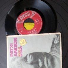 Discos de vinilo: VINILO SINGLE PATXI ANDIÓN 1969 ROGELIO ESTEBAN. Lote 262097005